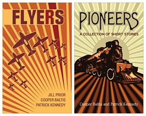 Baixar Flyers and Pioneers: A collection of books for English Language Learners (A Hippo Graded Reader) (English Edition) pdf, epub, eBook