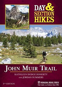 Baixar Day and Section Hikes: John Muir Trail (Day and Overnight Hikes) pdf, epub, eBook