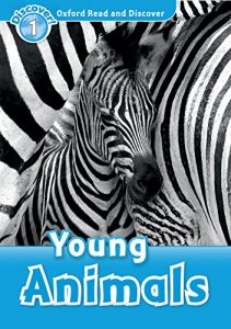 Baixar Young Animals (Oxford Read and Discover Level 1) pdf, epub, eBook