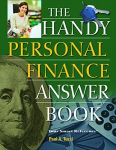 Baixar The Handy Personal Finance Answer Book (The Handy Answer Book Series) pdf, epub, eBook