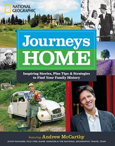 Baixar Journeys Home: Inspiring Stories, Plus Tips and Strategies to Find Your Family History pdf, epub, eBook