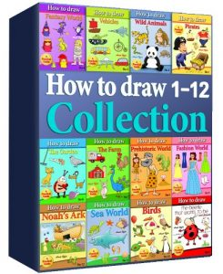Baixar How to Draw Collection 1-12 (Over 400 Pages) (English Edition) pdf, epub, eBook