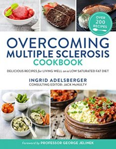 Baixar Overcoming Multiple Sclerosis Cookbook: Delicious recipes for living well on a low saturated fat diet pdf, epub, eBook