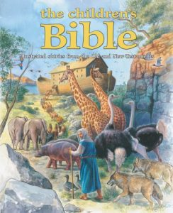 Baixar The Children's Bible: Illustrated stories from the Old and New Testaments pdf, epub, eBook